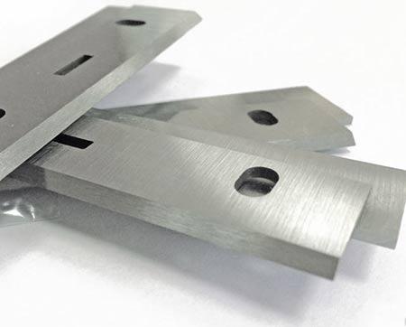 Деревообрабатывающие ножи в ассортименте